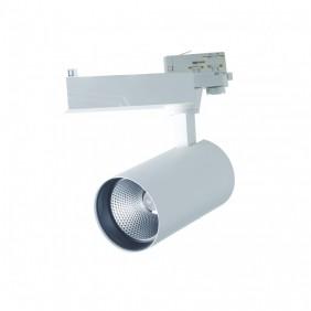 Faro binario Fan Europe LED 40W 4000K 40° Bianco LED-EAGLE-W-40WM