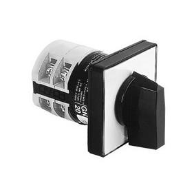 Commutatore Lovato a Camera rotante ST-TR 3 Posizioni 48X48 7GN2512U