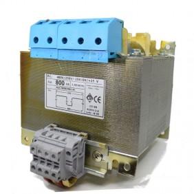 Transformer CTA two-Wire isolation 800VA 230-400/24+24 TMSBCMK0.800