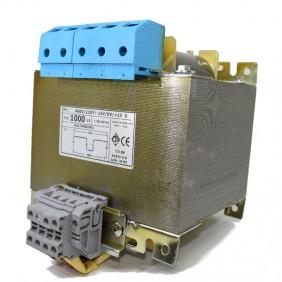 Trasformatore CTA Bifilari di isolamento 1000VA 230-400/24+24 TMSBCMK1