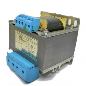 Transformer CTA two-Wire safety 500VA 230-400/12+12 TMSACMK0.50