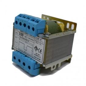 Transformador de la CTA-de dos Hilos de seguridad 100VA 230-400/12+12 TMSACMK0.10