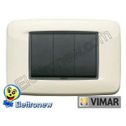 VIMAR EIKON- PLACCA 3 MODULI 20683.02