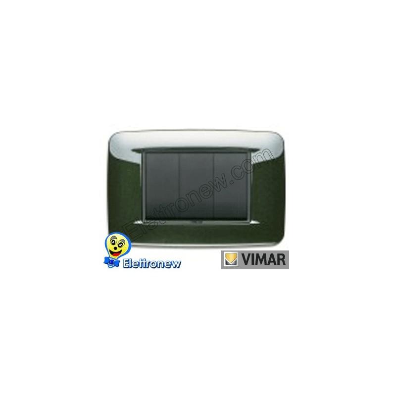 VIMAR EIKON- PLACCA 3 MODULI 20683.05