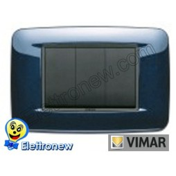 VIMAR EIKON- PLACCA 3 MODULI 20683.06