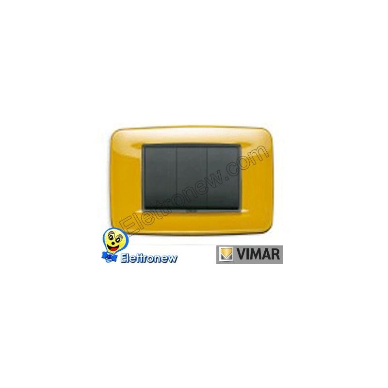 VIMAR EIKON- PLACCA 3 MODULI 20683.75