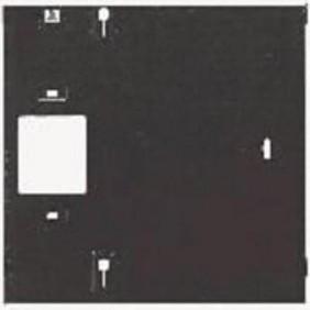 BTICINO MY HOME staffa da parete per telefono compatto PIVOT e sezione video 337160