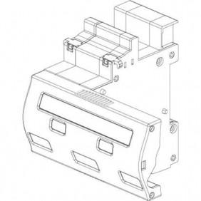 Interblocco Bticino meccanico per BTDIN 3 moduli DIN F80KM3