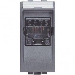 BTICINO LIVINGLIGHT CONNETTORE RJ45 L4261AT5