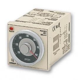 Temporizzatore multifunzione Omron Din AC24-48/DC12-48 H3CRAAC24-231089