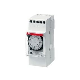 Interruttore ABB meccanico orario giornaliero AT2-R 2 Moduli M204115