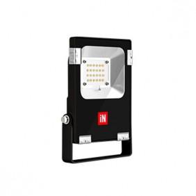 Proiettore Prisma LED SIM 10W 3000K 1195 Lumen Nero IP65 305540