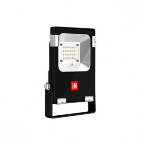 Proiettore Prisma LED SIM 10W 5000K 1240 Lumen Nero IP65 305541