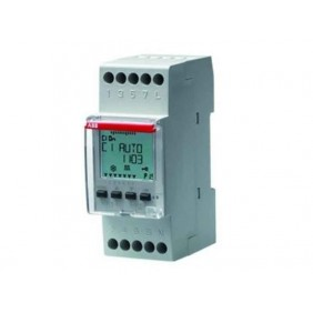 Switch ABB digital Time weekly daily 2 Modules M258763