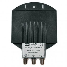 FRACARRO COMM DISEQC2 2IN 1OUT 289588