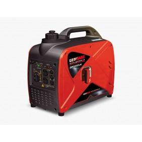 Generatore Inverter Genmac 1.1 KW MF motore a benzina 4 tempi 34097