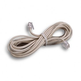 Extension cable telephone Fanton, 3 M...