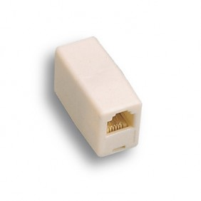 Connettore linea linea Fanton plug 8/8 modulare 22331