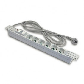 Power strip liner Fanton 6 outlets with circuit...