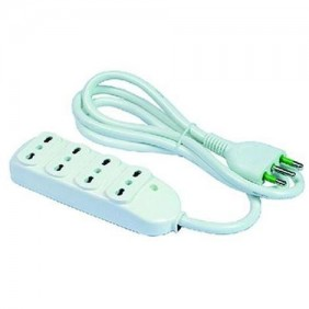 Power strip liner Fanton with 4 Outlets bypass...