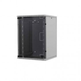 "Framework rack Fanton wall 15 Units EasyCloud 19"" grey 28093"