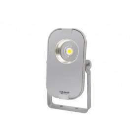 Proiettore Tecmar per esterni LED 50W 5000K Grigio 8029PR5050GL