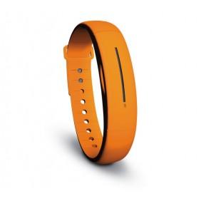 Braccialetto Salvalavita Go Beghelli colore arancione 3313