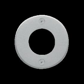 Flange intercambiabile Goccia PASSUM Up Ø 70 grigio alluminio 1511GM