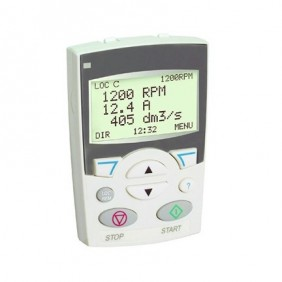 Control panel ABB Assistant, ABB keypad ACS-CP-A