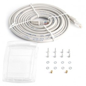 KIT ABB extension cables for panel ACS...