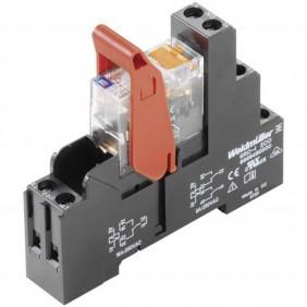 Accoppiatore a Relè Weidmuller RCIKIT 24VDC 2 contatti 8881610000