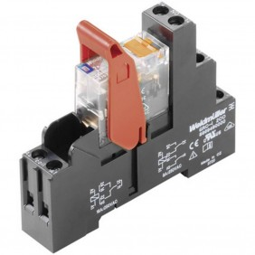 Coupler Relay Weidmuller RCIKIT 24VDC 2 contacts 8881610000