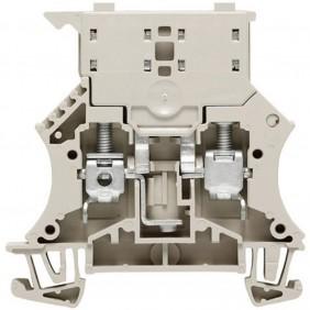 Abrazadera Weidmuller modular portafusibles de WSI 6MM 1011000000