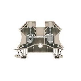 Clamp Weidmuller modular through-10MMQ Beige 1020300000