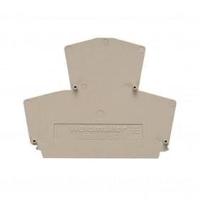 End plate Weidmuller terminal block 1059100000