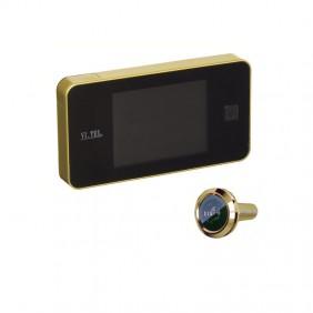 """Spioncino Digitale Vi.Tel. monitor 3.2"""" colore Oro E372/40"""