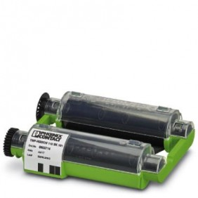 Cassette tape coloured Phoenix TMP-RIBBON 110 BK 101 0803714