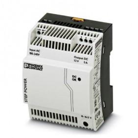 Alimentatore Phoenix STEP POWER switching  monofase 12DC 5A 60W 2868583