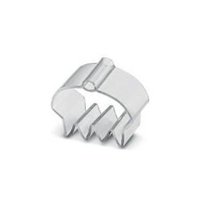 Portacartellini per conduttori Phoenix PATG 7/15 Trasparente 1013083