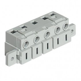 Terminal block Legrand Tempra spare 5-pin interlocked switch socket outlets 057754