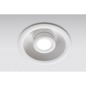Foco empotrable Flanco ECLIPSE 178X35MM Blanco 3000K LD0012B3