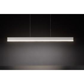Sospensione Ailati RIGA Led 120 cm Bianco LD0101B3