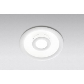 Spotlight recessed Flank ECLIPSE 120X35MM 3000K White LD0010B3
