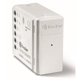 Relè multifunzione Finder Yesly Bluetooth 2 Canali BLE 13728230B000