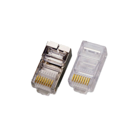 Plug Item non schermato FTP/UTP 8/8c. RJ45 cat.6 60153