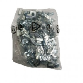 KIT Item 50 Screws and Data Cage for square Rack 20306