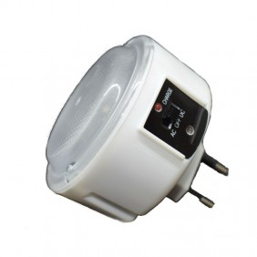 Minilampada Rechargeable 3 LED with dusk 220V H9004L