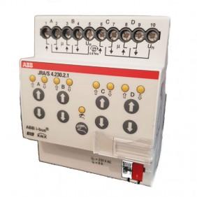 Actuador de persianas de ABB con control manual-230V KNXG009