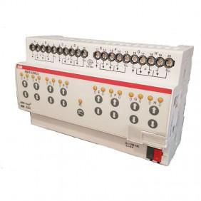 Actuador de persianas de ABB con manual de control de 230 V KNXG010