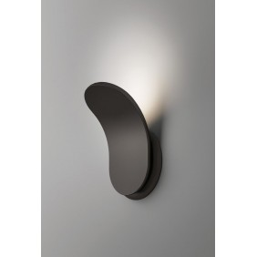 Lampada da parete AxoLight LIK 16,6W LED 3000K Nickel APLIKXXXNIXXLED